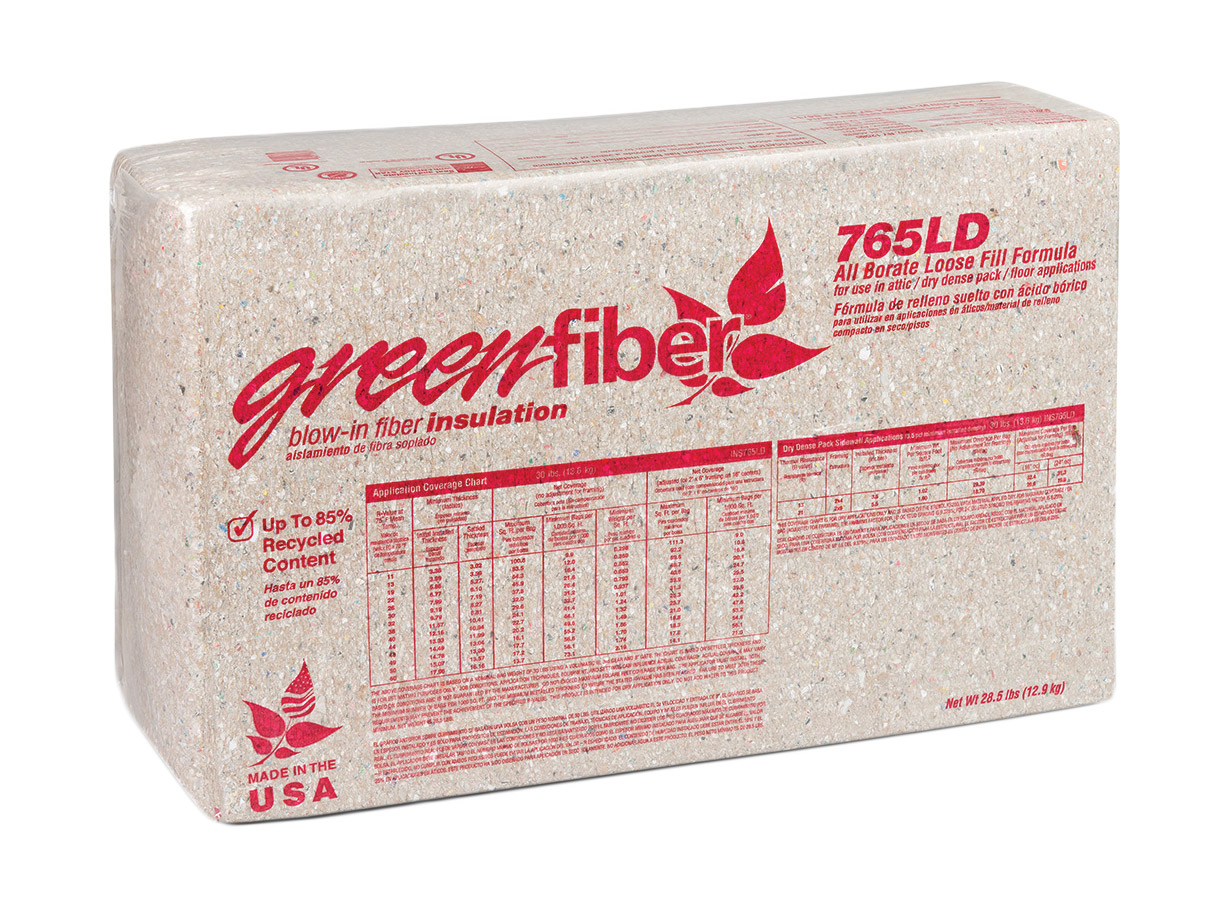 Image of INS765LD All Borate-Treated Blow-In Insulation